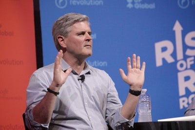 Brad Feld and Steve Case: Fear Can Paralyze or Propel Us