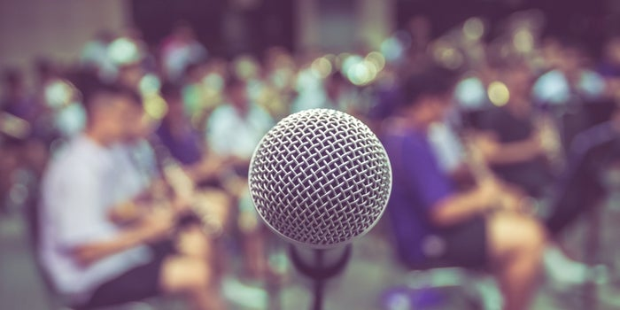 Think You're a Good Speaker?