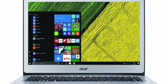 Style Quotient: Acer Introduces New Swift Series