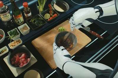 This Robot May Be Perfect for Lazy People Who Hate Cooking