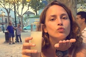The Shocking Truth About Louise Delage's Instagram Account