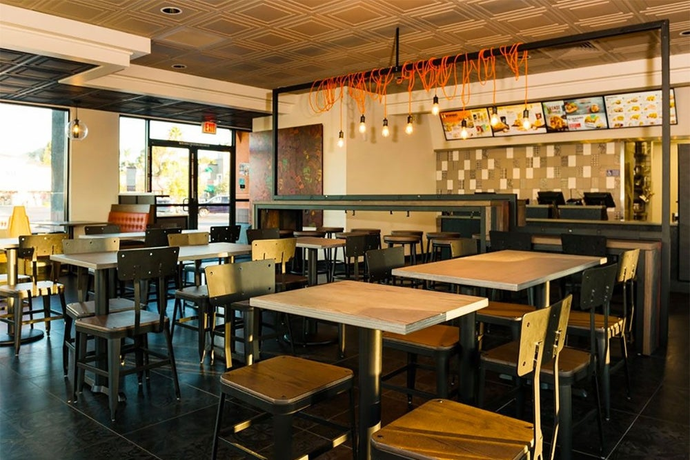 Taco Bell's New Restaurants Are Unrecognizable