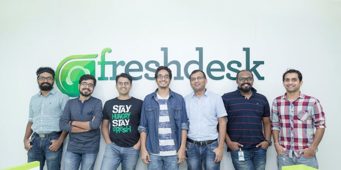 Freshdesk's 6th acquisition is an AI-based Chatbot Platform