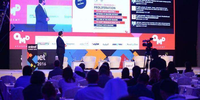 Kuwait and MENA Entrepreneurship Community Congregates At ArabNet Kuwait 2016