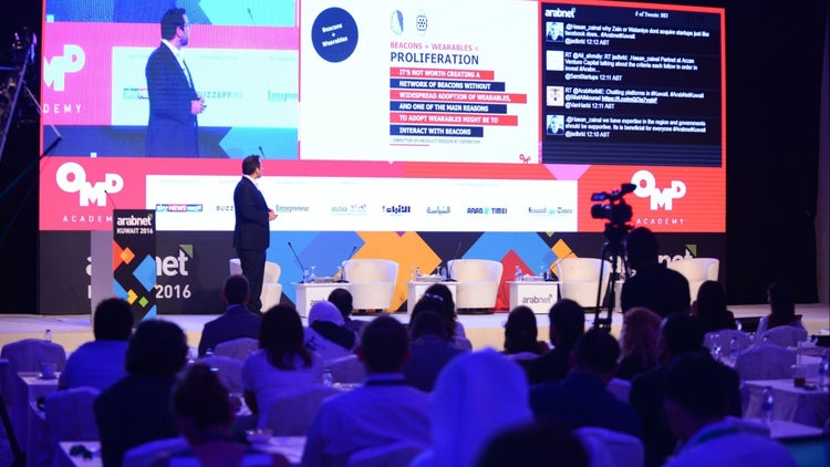 Kuwait and MENA Entrepreneurship Community Congregates At ArabNet Kuwait 2016