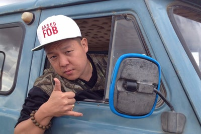 Eddie Huang on Embracing Your Inner Weirdo, Being an Outlier and Never...