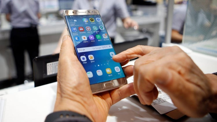 Samsung Faces Potential Class Action in U.S. Over Note 7