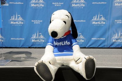 What a Bunch of Blockheads! Internet Outraged at MetLife Firing Snoopy...