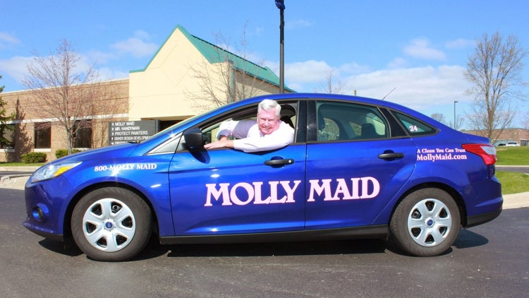 The O.J. Simpson Trial's Surprising Impact on Molly Maid's Founder and Business
