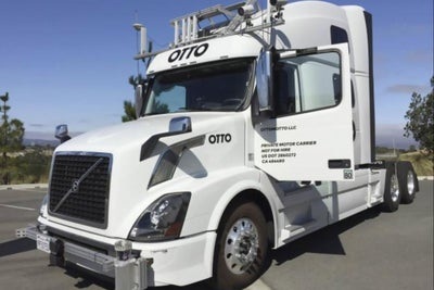Uber's Otto Completes Budweiser Beer Run Across Colorado in Self-Drivi...