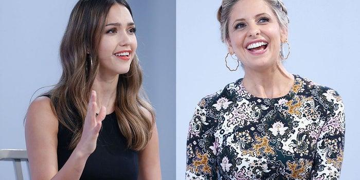 The Important Entrepreneurship Lesson From Jessica Alba and Sarah Michelle Gellar