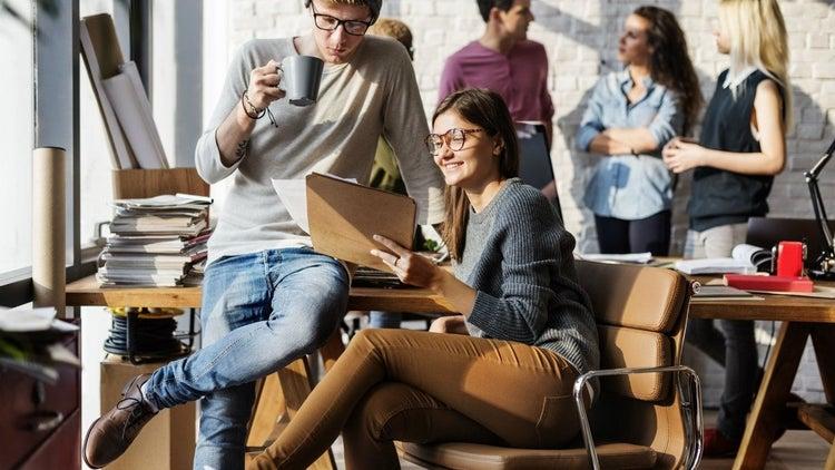 La historia del papá de los espacios de coworking