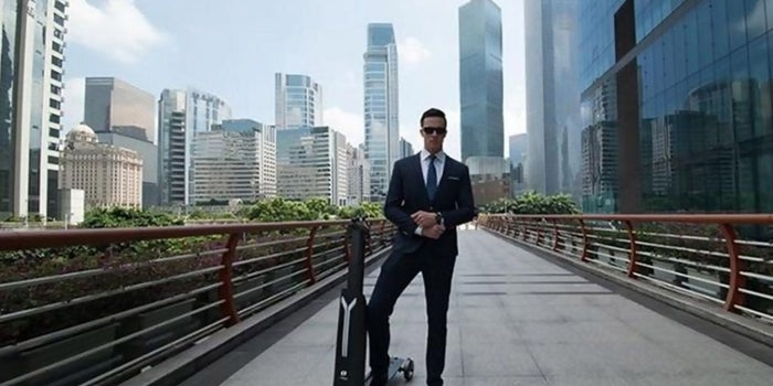 Mophie Co-Founder Goes All In on High-Tech 'Immoter' Scooter