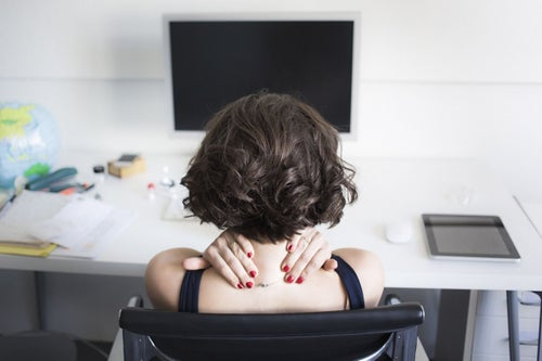 Working at Your Desk All Day Could Be Killing You