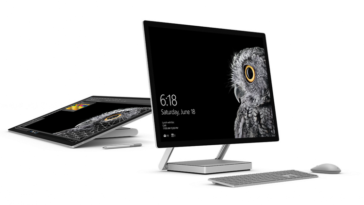 Microsoft Surface Studio Is Finally Here To Take On The iMac