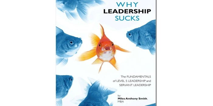 'Why Leadership Sucks' eBook Free For a Limited Time