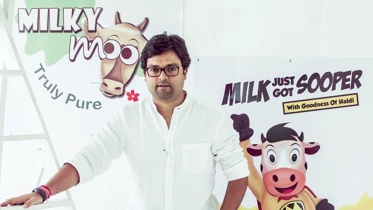 India's New Age Milkman