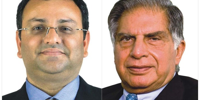 The Battle of the Titans – Ratan Tata Vs Cyrus Mistry