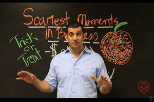 How to Be Prepared for the Scariest Moments in Business