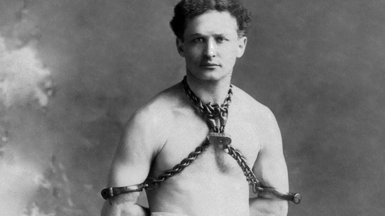 Harry Houdini's Most Mind-bending Quotes