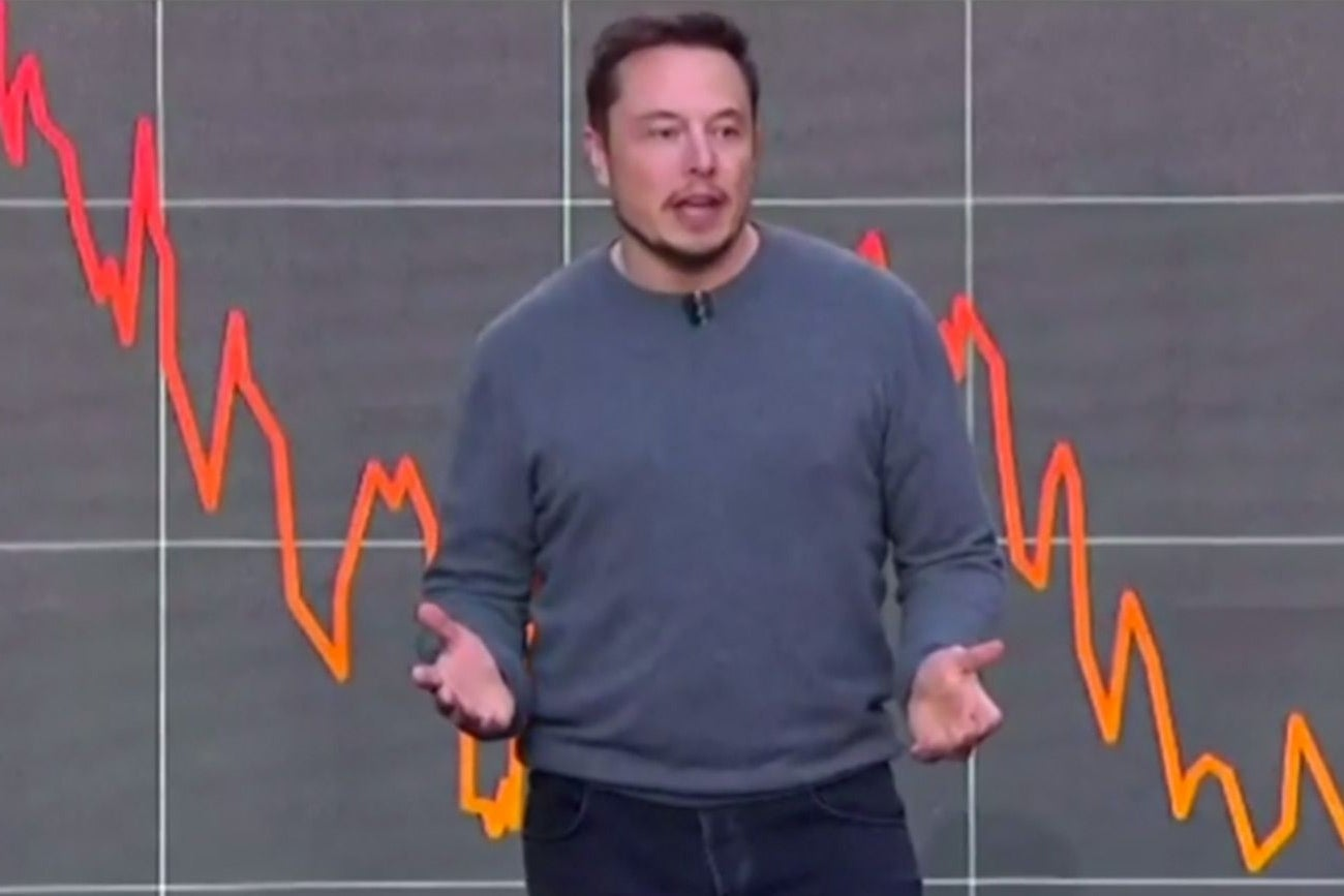 Elon Musk Adds Solar Roofs To His Clean Energy Vision