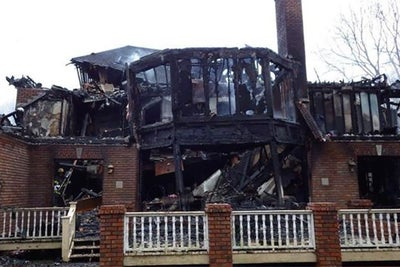 Amazon Sued After Family Claims Hoverboard Fire Burned Down Their Hous...