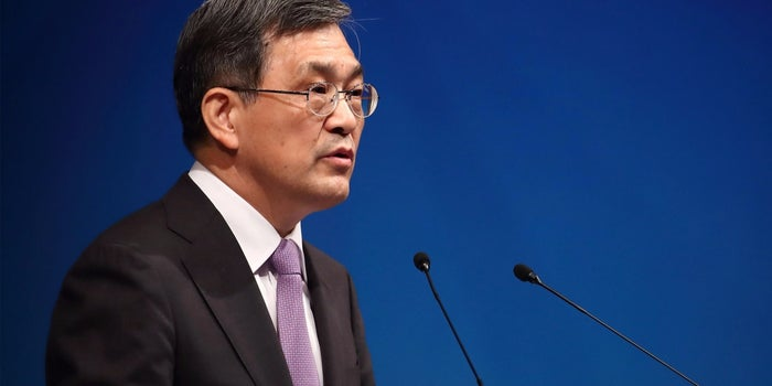Samsung CEO: 'We Have a Long History of Overcoming Crises'