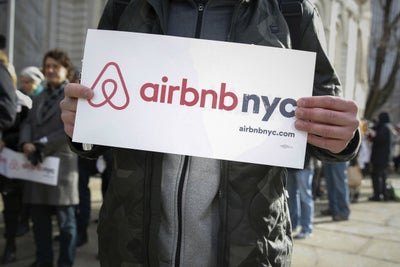 Airbnb and New York Are in Talks to Resolve Rental Law Lawsuit