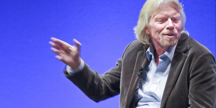 Richard Branson: por qué sí trabajar para una empresa antes de emprender