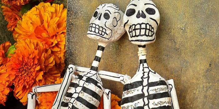 Así se vive el Día de Muertos en Instagram