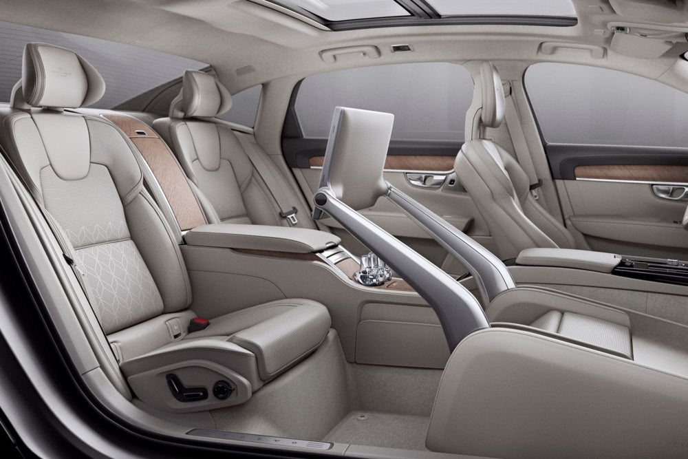 You Won't Believe This Luxe New Car Is a Volvo
