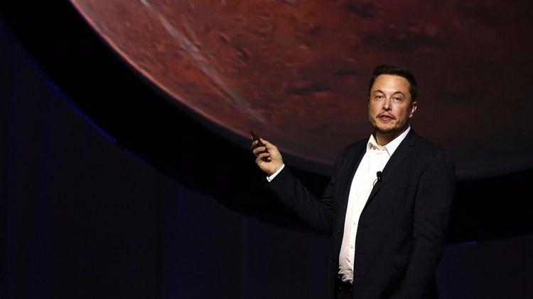 Are Elon Musk and NASA Fighting Over Mars?