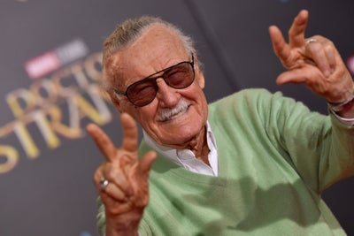 As 'Doctor Strange' Hits Theaters, Check Out Stan Lee's Most Heroic Su...