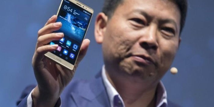 Huawei Wants to Beat Apple in Smartphones in Two Years