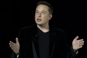Elon Musk: AI Could Destroy the Internet