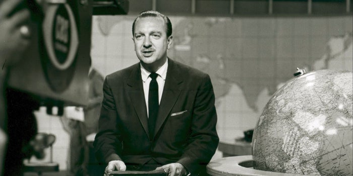 7 Quotes About Leadership From Walter Cronkite