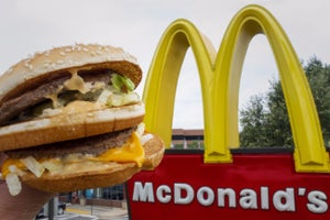 McDonald's to Sell a Bigger Big Mac -- and a Less Big, Big Mac?