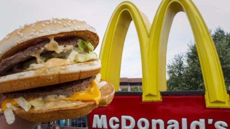 McDonald's to Sell a Bigger Big Mac -- and a Less Big, Big Mac?