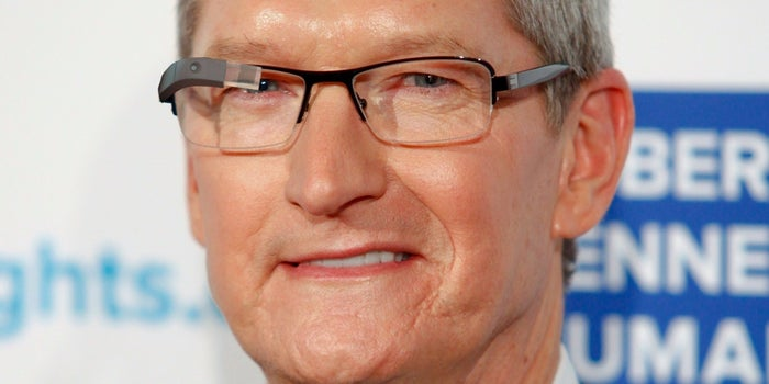 Tim Cook Laid Out the Playbook for Apple's Next Big Thing