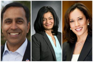 Three Indo-American Make Political History In US Elections
