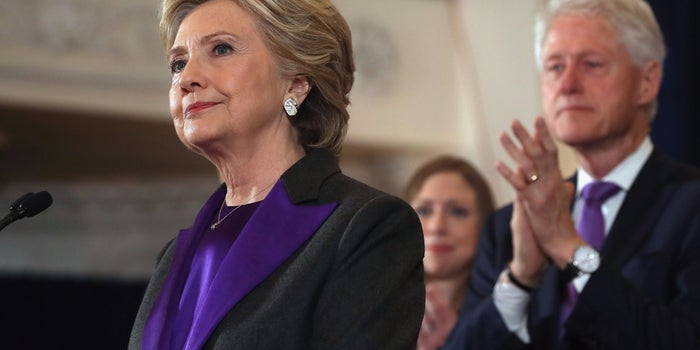 Hillary Clinton on Why Failure Should Not Hold You Back