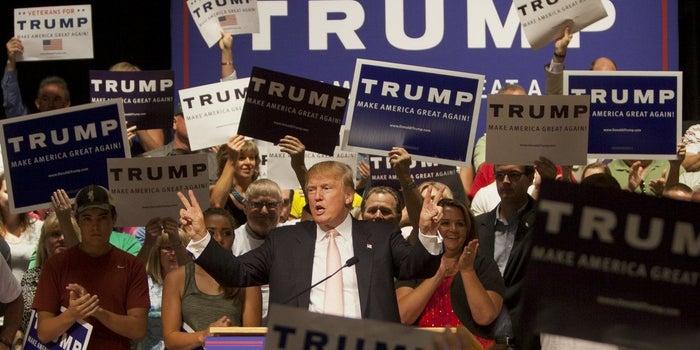Esto piensan los emprendedores de la victoria de Donald Trump