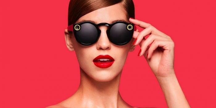 Puedes comprar estos lentes para Snapchat por hasta mil dólares