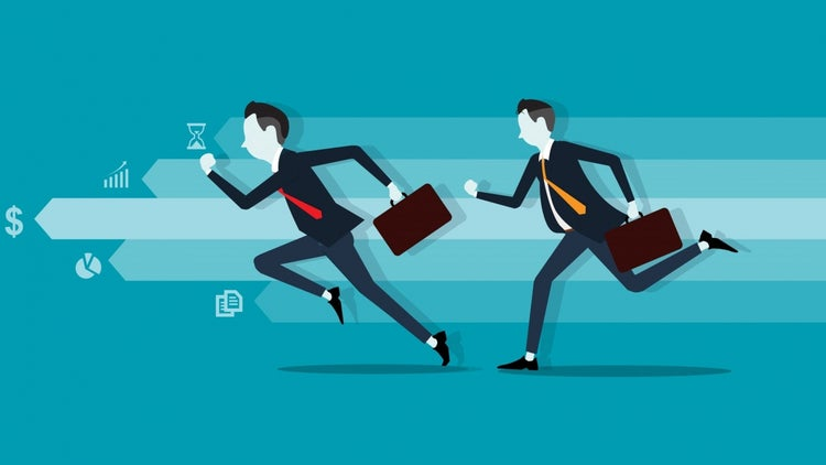 The Secret to Outpacing Your Rival? Competitive Insights.