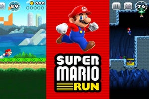 'Super Mario Run' Arrives on iPhone and iPad Dec. 15