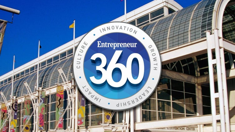 Watch Videos of Our Livestream From The 2016 Entrepreneur 360 Conference