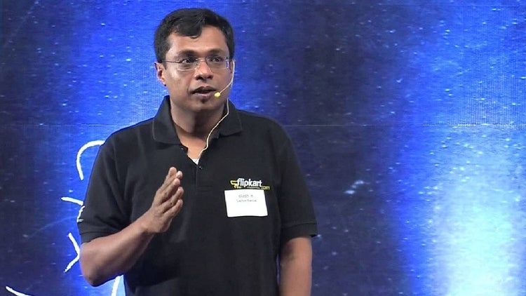 Online Payments Will Become a Game-changer Post Demonetization: Sachin Bansal