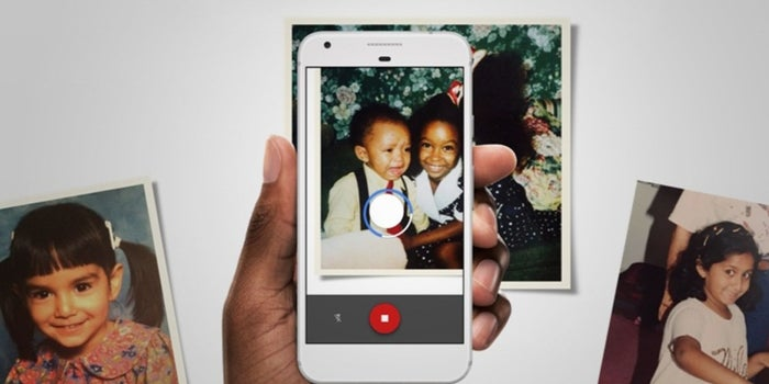 Watch Google's Funny Video for Its New Photo-Scanning App