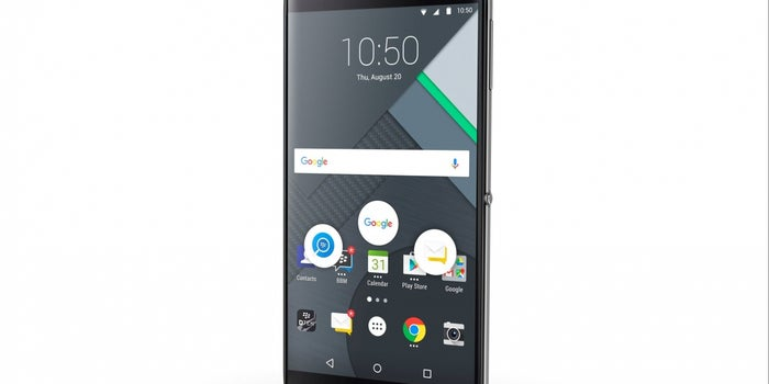 Safety First: BlackBerry Releases DTEK60 Device