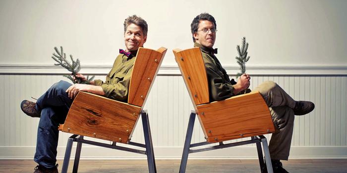 Los hermanos muebleros que dan nueva vida a los árboles